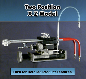 Two Position XZ Model