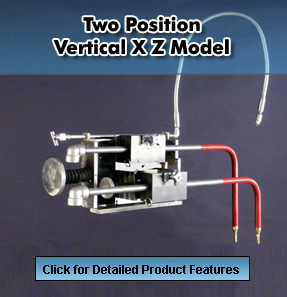 Two Position Vertical XZ Model